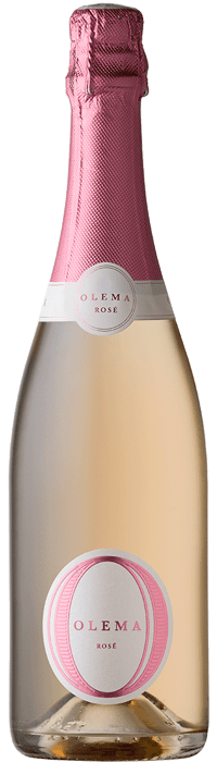 Sparkling Brut Rosé bottle