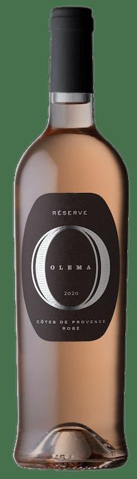 Rosé Reserve bottle